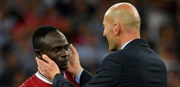 Real Madrid: Zidane aurait appelé directement Sadio Mané