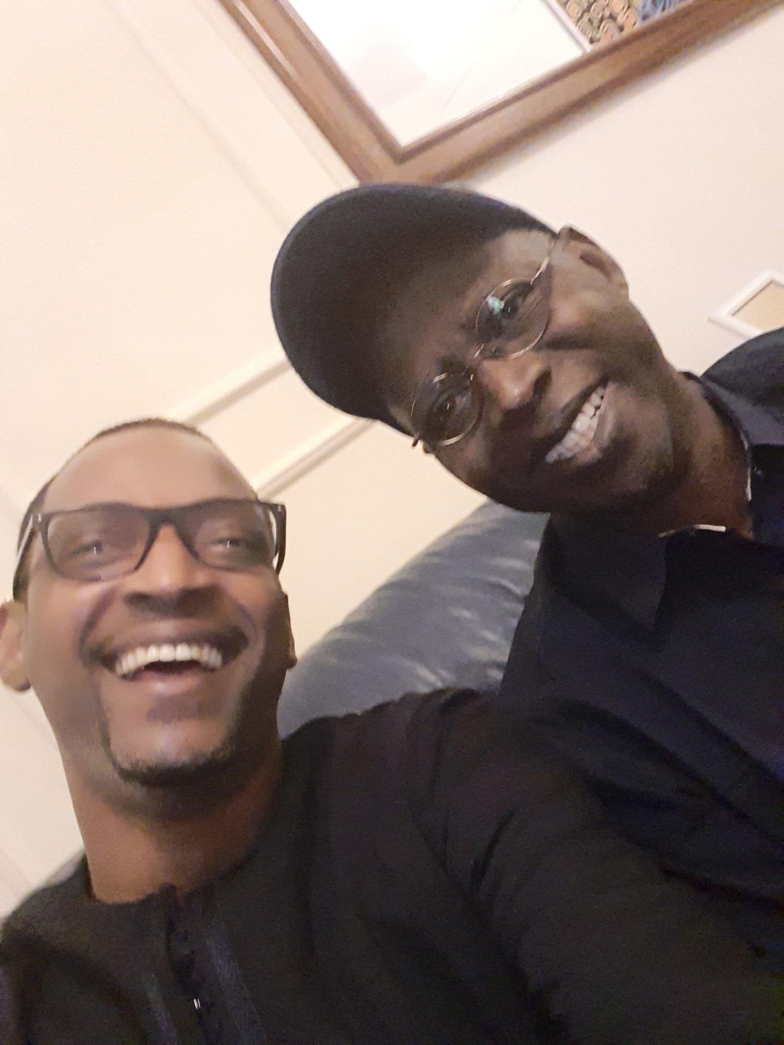 Boun Abdallah Dionne réapparaît souriant