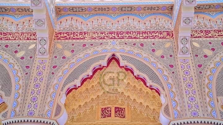 PHOTOS - Massalikoul Djinane, la plus belle mosquée de Dakar