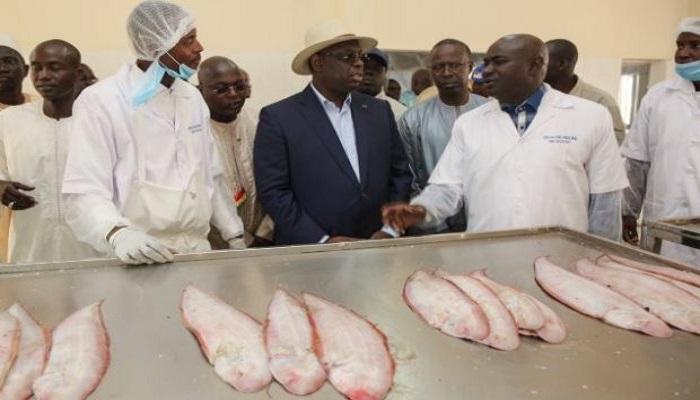 Sommet G7 : Le Président Macky SALL a rappelé les défis liés au secteur de la pêche, en Afrique, et au Sénégal en particulier
