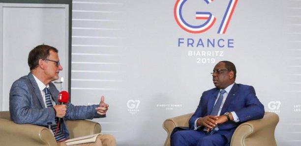 Macky Sall sur le Petrogaz Gate : «Parler de scandale de 10 milliards, c'est une aberration»