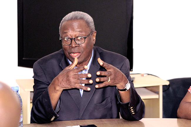 Robert Sagna à ses militants : « la défaite de Macky Sall en Casamance est une honte pour nous »