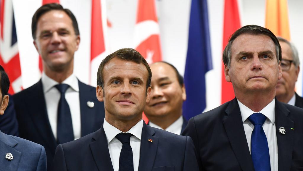 Remonté contre Macron, le Brésil rejette l'offre d'aide à la reforestation du G7