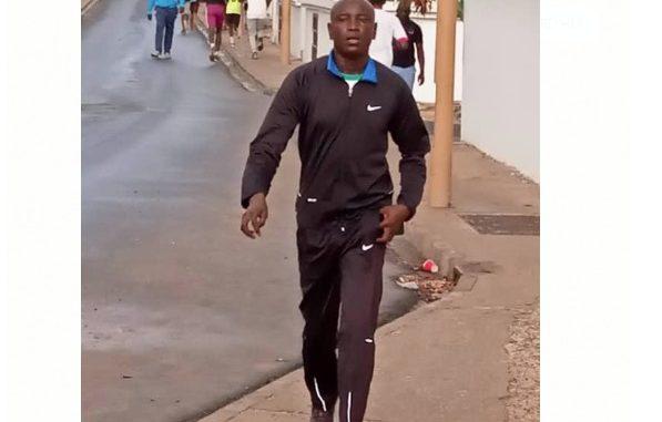 VIDEO + PHOTOS - Le Ministre de l'intérieur filmé en train de faire son jogging sur la corniche