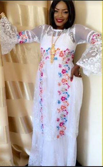 PHOTOS + VIDEO - La sublime Mbathio Ndiaye se relooke en mode « Jongoma »