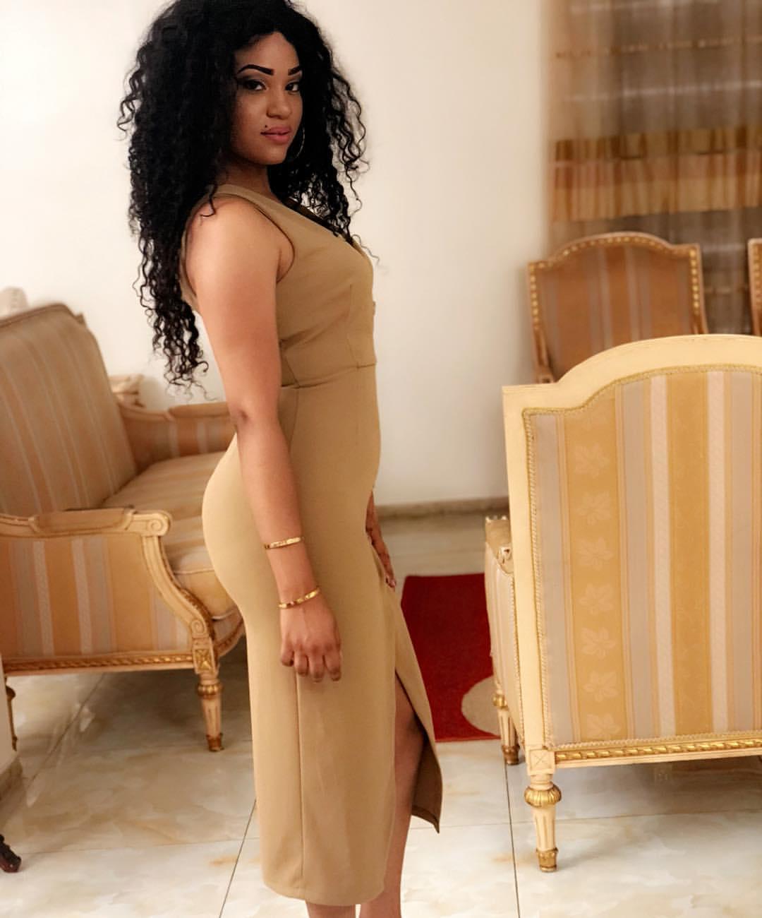 PHOTOS - Dégradé osé, Léna Guèye, l'ex de Balla Gaye, montre ses belles courbes sur les réseaux sociaux