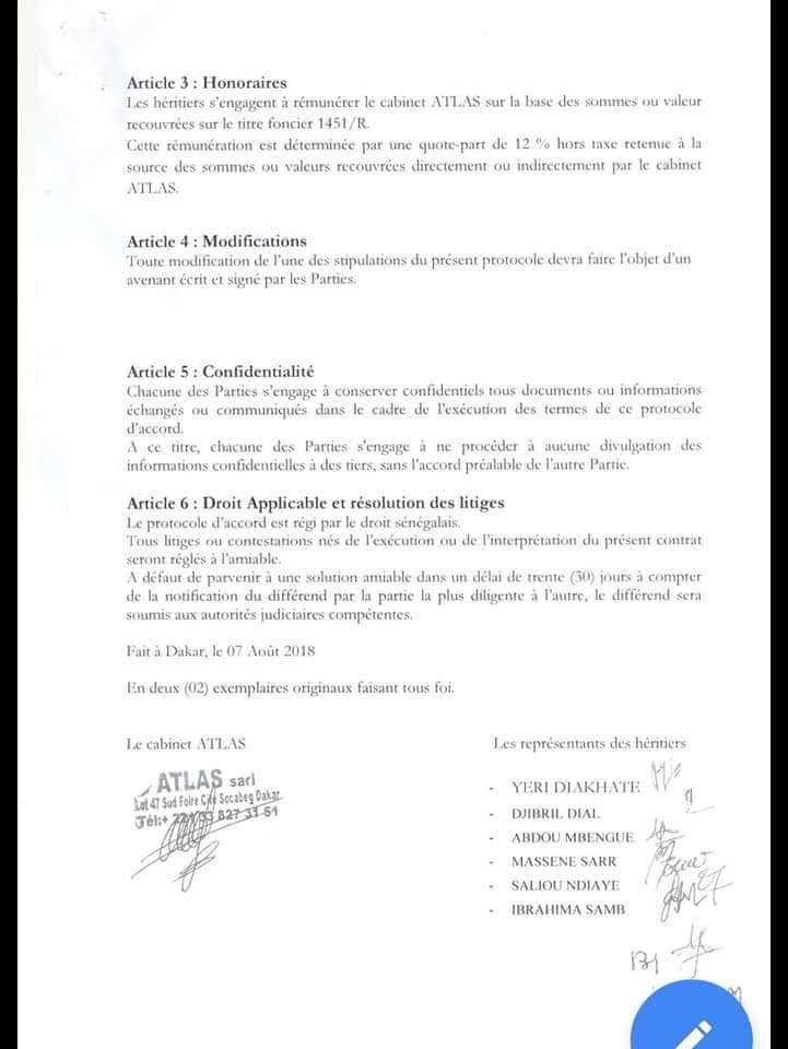 """Ce qui n'a jamais été dit sur """"l'affaire des 94 milliards FCfa"""" ( Documents-Preuves )"""