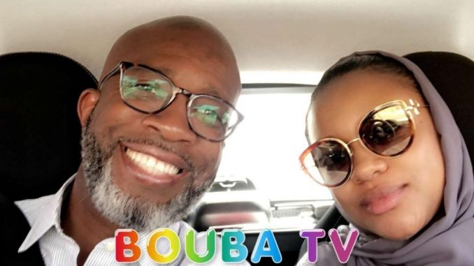 PHOTOS - Bouba Ndour en toute complicité avec sa femme
