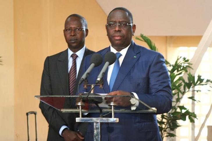 Conseil des ministres: Mahammed Boun Abdallah Dionne annoncé au Palais