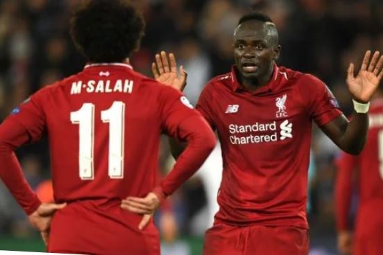 Après l' UEFA , EA « minimise » les performances de Sadio Mané et attribue une note surprenante à Mohamed Salah