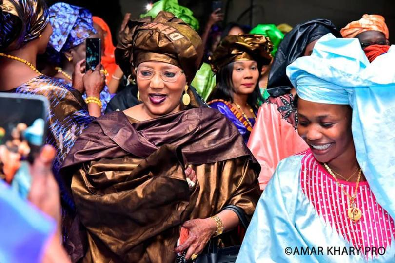 PHOTOS - Les belles images du double mariage traditionnel «Halpoular» qui illuminent la toile