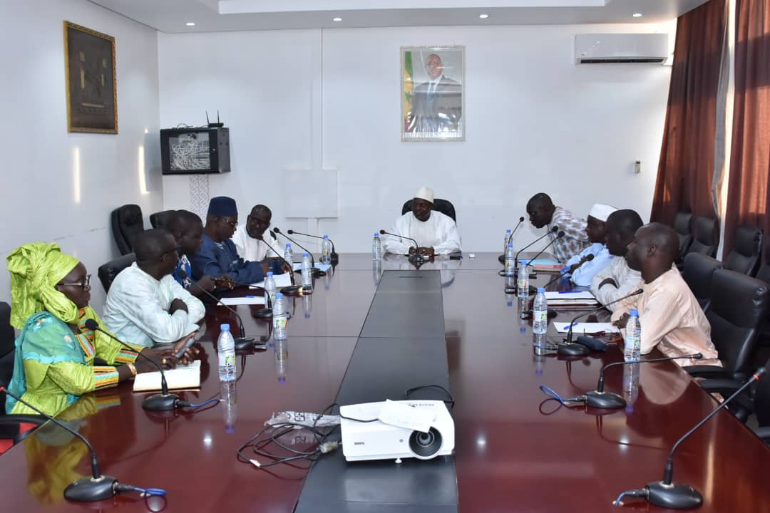 APR RUFISQUE: Oumar Guèye invite les cadres à une meilleure organisation, pour l'ancrage définitif du parti dans les 12 communes du département