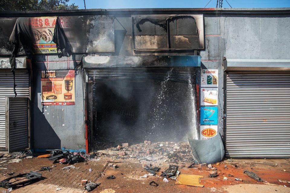Quelque 600 Nigérians doivent être rapatriés d'Afrique du Sud après les violences xénophobes