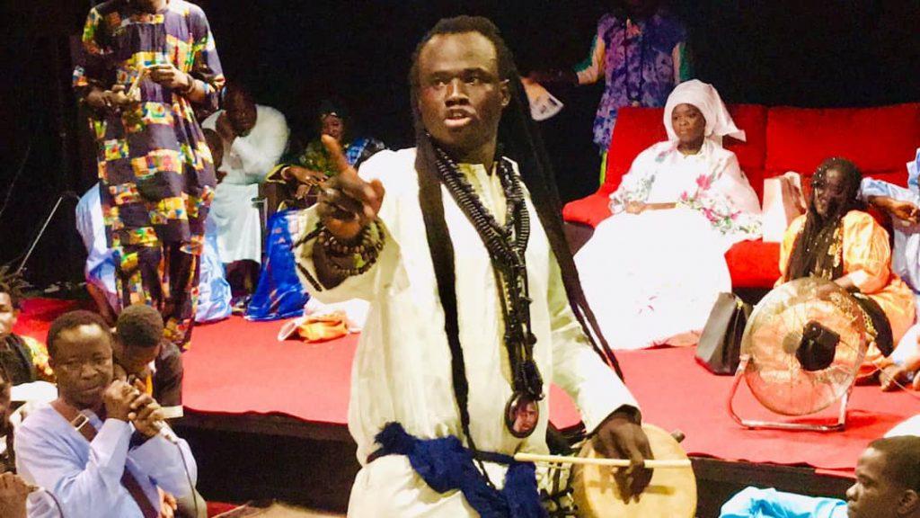 PHOTOS - Sokhna Maï Lahad Mbacké Bintou Cheikh Abdou Karim en tournée en Europe