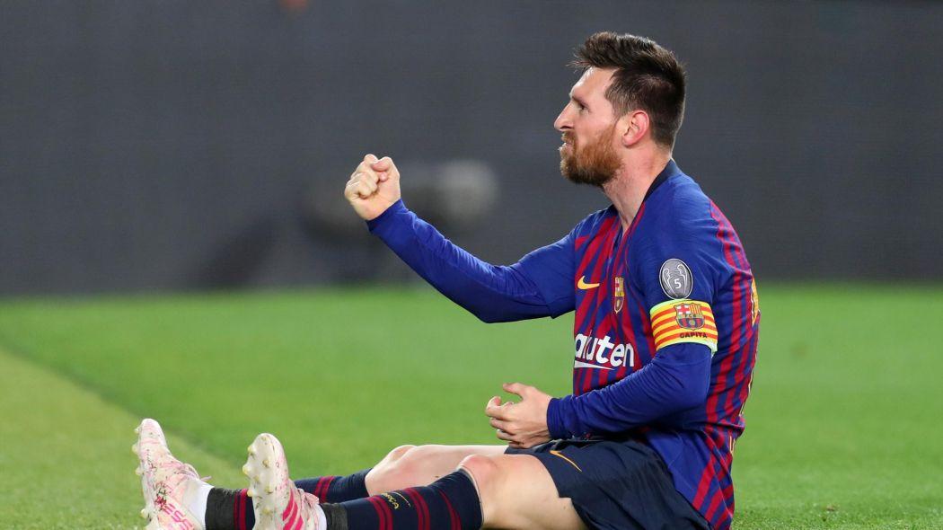 Leo Messi: « Barcelone est ma maison, je ne veux pas partir mais… »