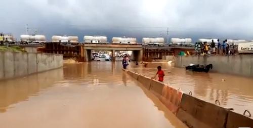 Inondations à Rufisque - Oumar Guèye: « Cette situation n'a pas eu l'ampleur qu'on a voulu lui donner »