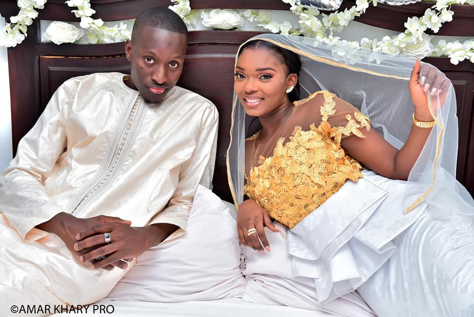 """PHOTOS: Les """"sagnsé"""" éblouissants au mariage de M. et Mme Cissé"""