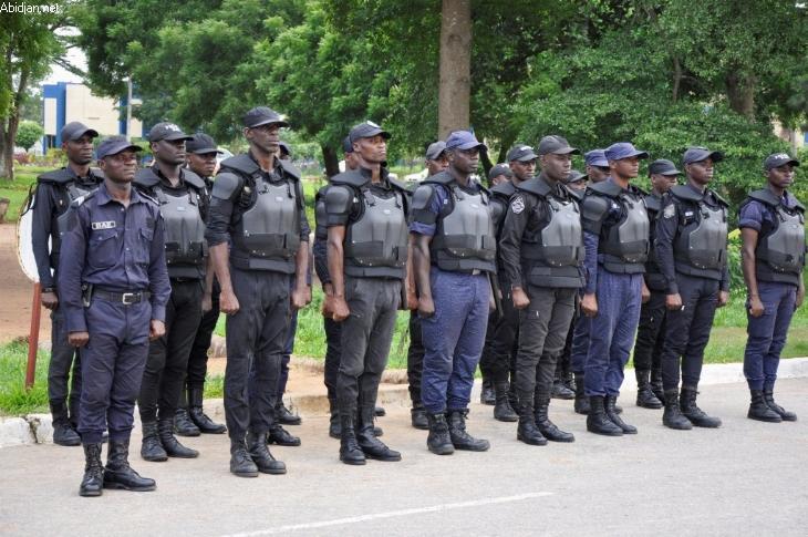 Sécurité: La Police sénégalaise occupe la 4e meilleure place en Afrique