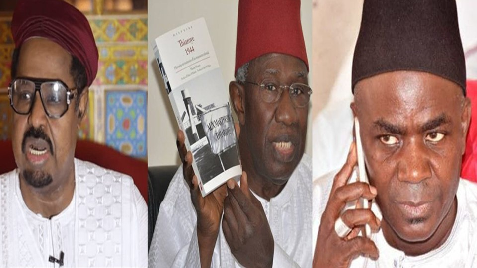 Rédaction de l'Histoire Générale du Sénégal: Les communicateurs traditionnels, les grands absents
