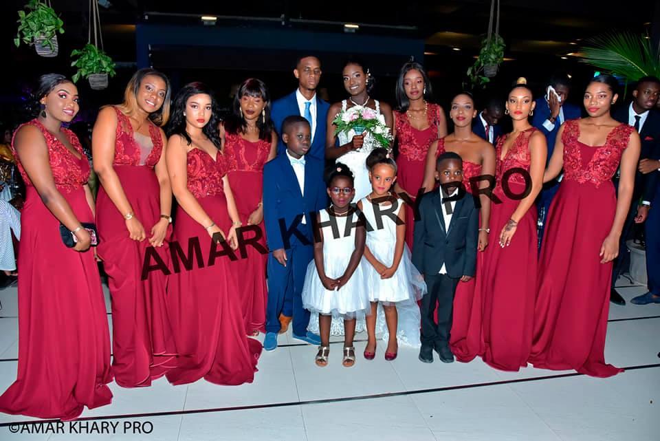 """PHOTOS - Fatou Bao offre une voiture de """"zéro kilomètre"""" à sa fille en pleine réception à Alkimia !"""