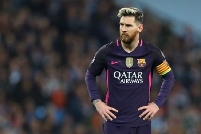 « Messi m'a dit : 'toi, tu es vraiment nul au football »