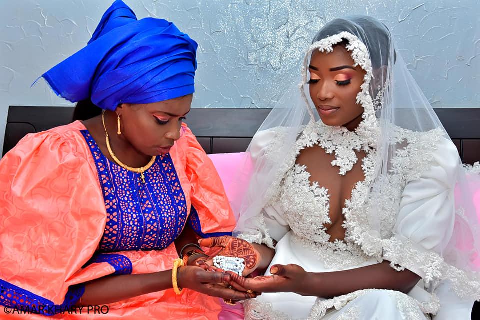 PHOTOS - Admirez les belles images du mariage de Kadia et Saliou