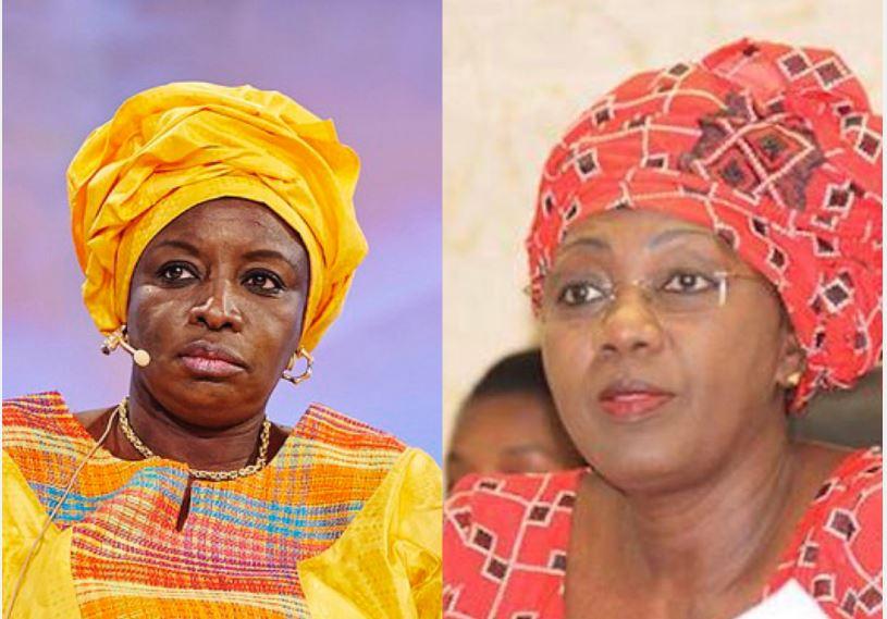 Caisses vides du CESE : Aminata Tall  répond  à  Mimi Touré