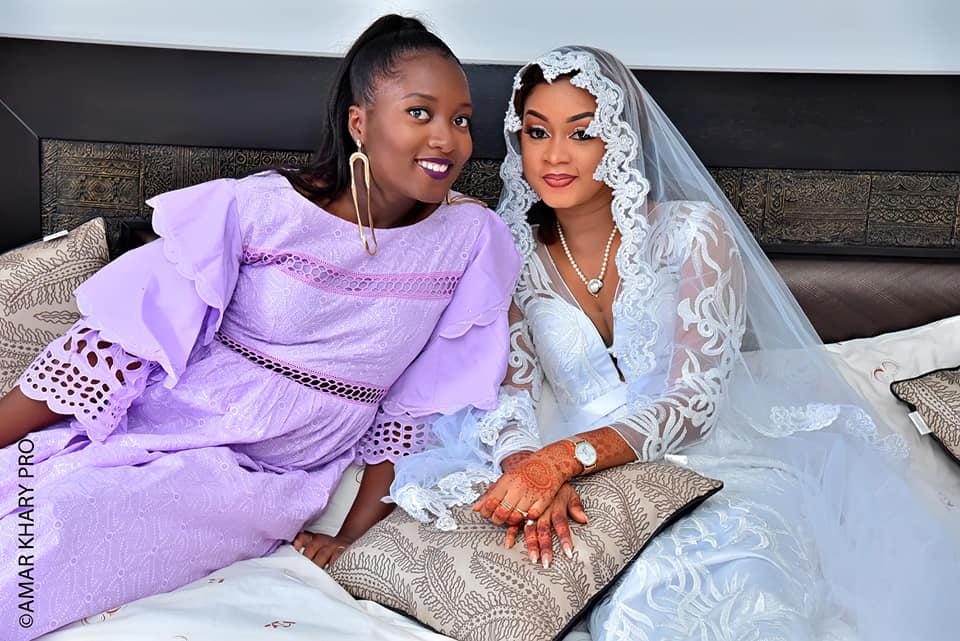 PHOTOS - Retour en images sur le mariage de Sadiya Faty Aïdara, Mme Kane