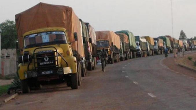 Transport- Règlement 14 de l'Uemoa contesté: Les acteurs exposent l'impact de leur grève de 10 jours