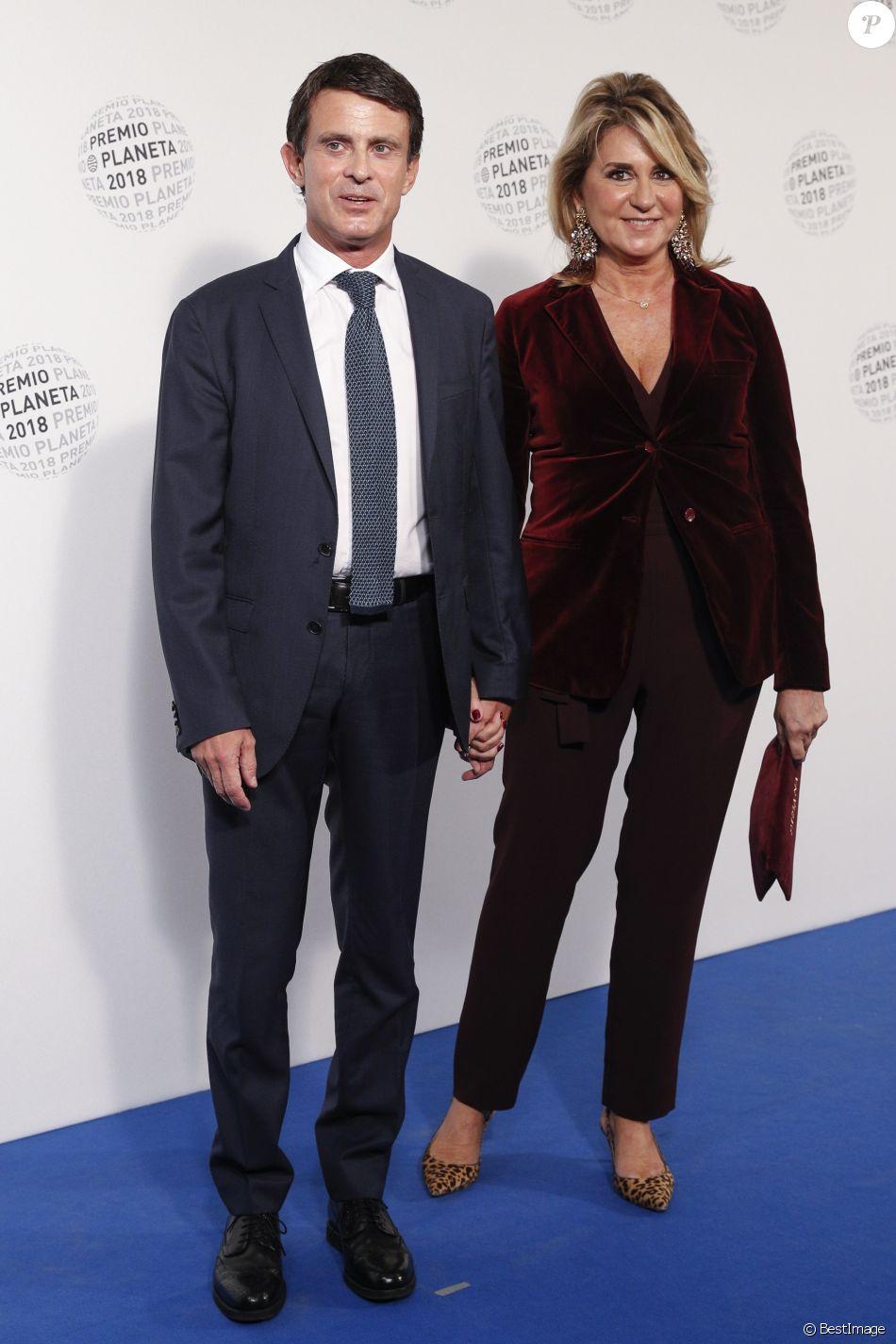 Manuel Valls remarié à Susana Gallardo: Une paella pour la fin des festivités