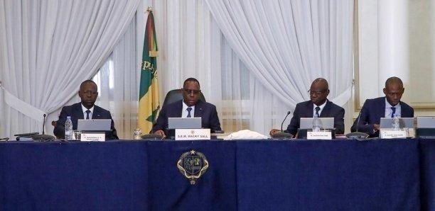 Conseil des ministres: Macky Sall ordonne l'audit national des établissements recevant du public