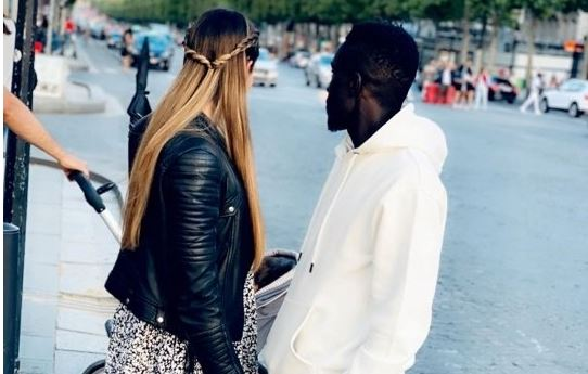 LdC - PSG: Gana Guèye aux anges avec son épouse après sa performance XXL face au Real Madrid