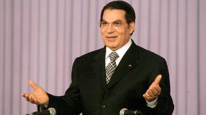 Tunisie: L'ex-président Ben Ali a tiré sa révérence
