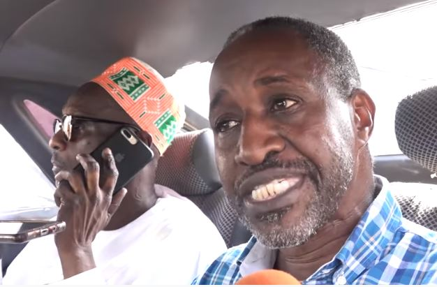 Adama Gaye après sa libération: « je maintiens mes écrits et je suis disposé à aller plus loin si besoin»