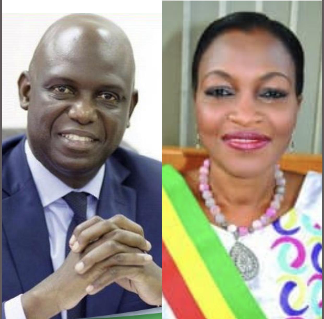 Le mariage entre le ministre Mansour Faye et la députée Aminata Gueye est une Fake News, selon son frère Adama Faye