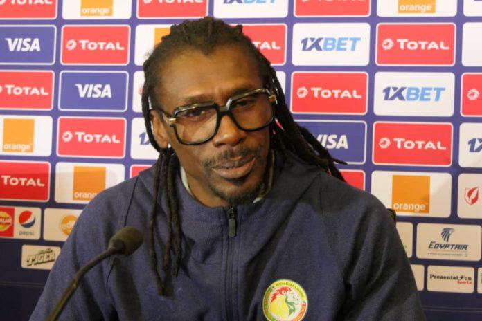 Sénégal vs Brésil : Liste des 23 « Lions » retenus