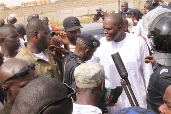Khalifa Sall, ex-maire de Dakar: « Il est illusoire de tenter de m'empêcher ... »