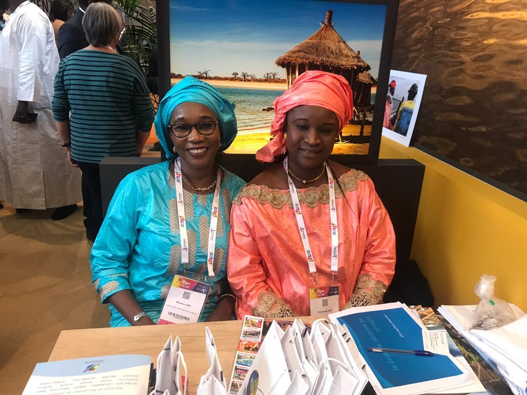PHOTOS - Salon du Tourisme à Paris: Le Sénégal fortement magnifié
