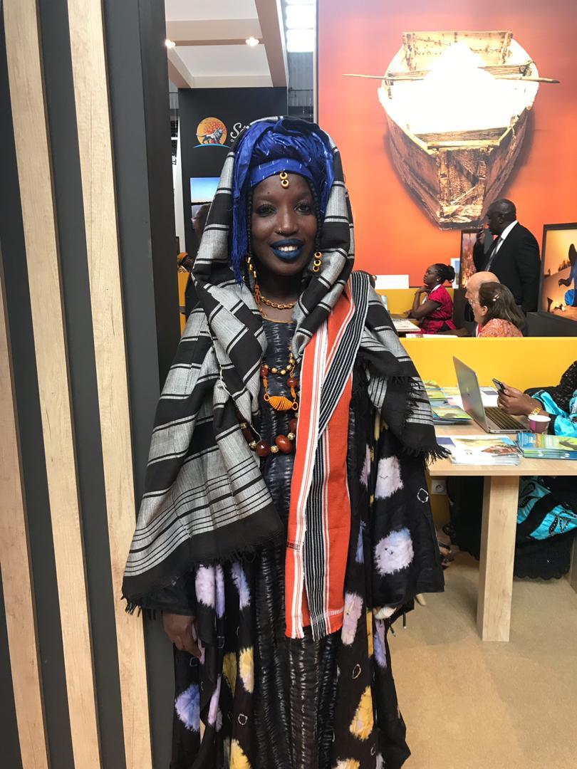 Photos : La beauté et la sensualité sénégalaise enflamment le IFTM Top Resa Paris 2019