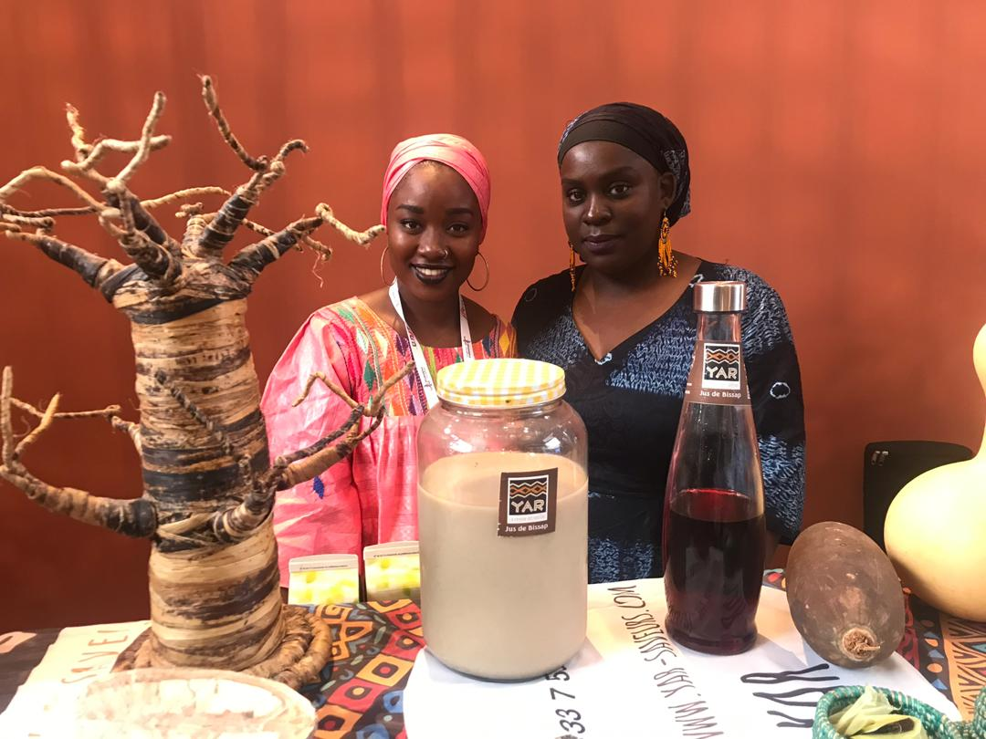 Photos : les Saveurs Africaines YAR vendent la destination Sénégal au IFTM Top Resa 2019