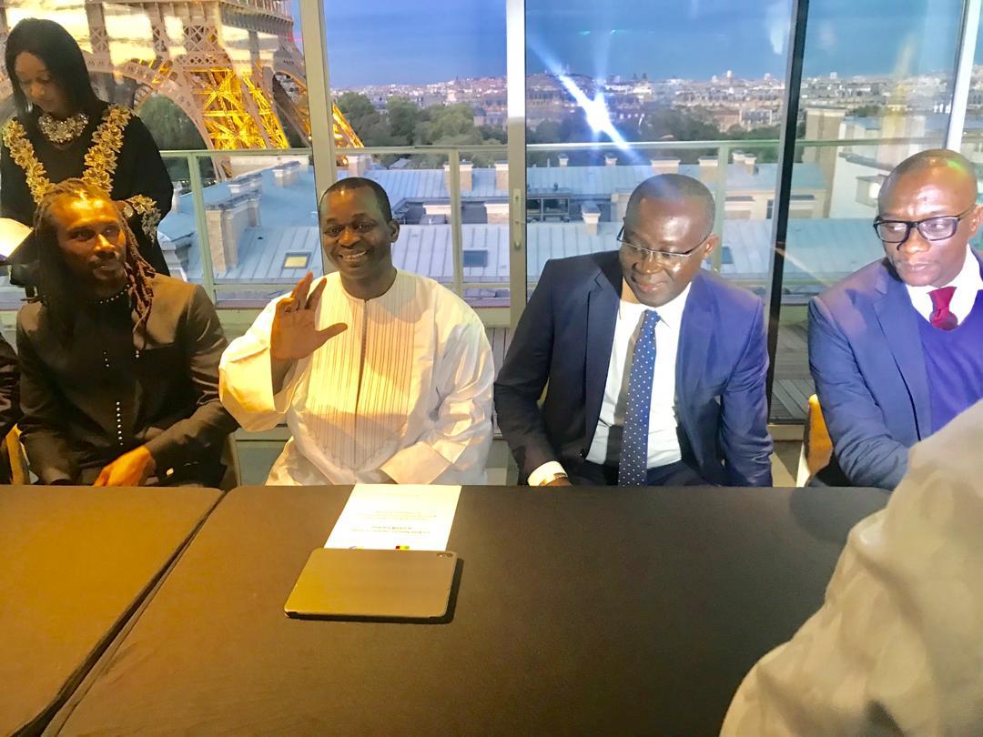 Alioune Cissé, l'ancien capitaine et aujourd'hui entraineur des Lions de la Téranga a été désigné par le ministre du Tourisme et des transports aériens, Alioune Sarr, comme le nouvel Ambassadeur d'honneur de la Destination Sénégal.