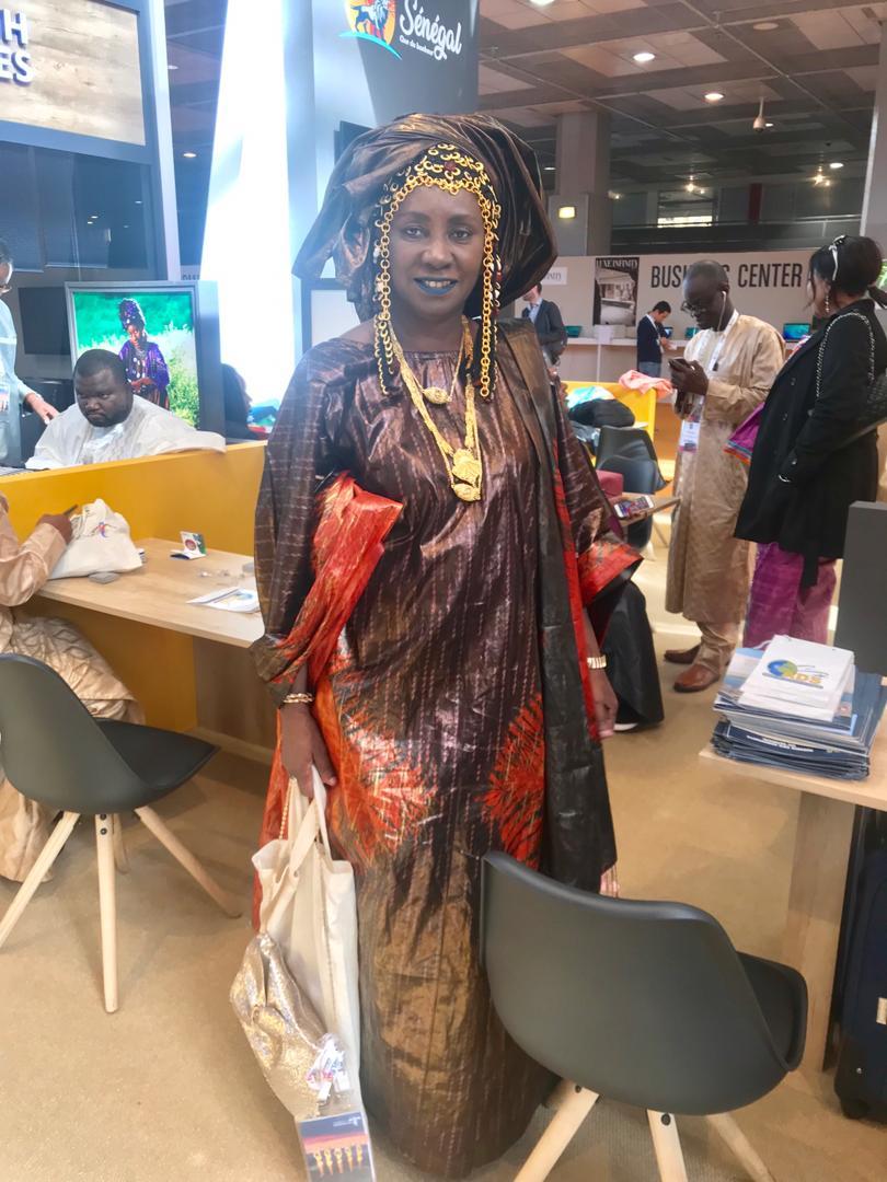 Photos : Oumou Sy, la Beauté et la Classe sénégalaises revisitées à Paris