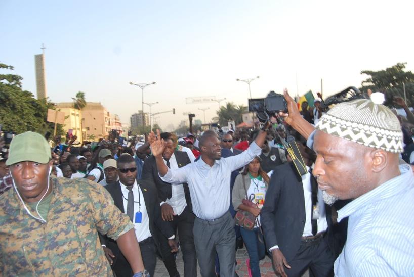 Invité par la diaspora sénégalaise: Ousmane Sonko se rendra à Bamako au mois de novembre
