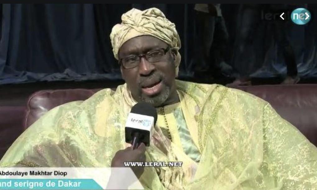 Le Grand Sérigne de Dakar est attendu à Touba mardi