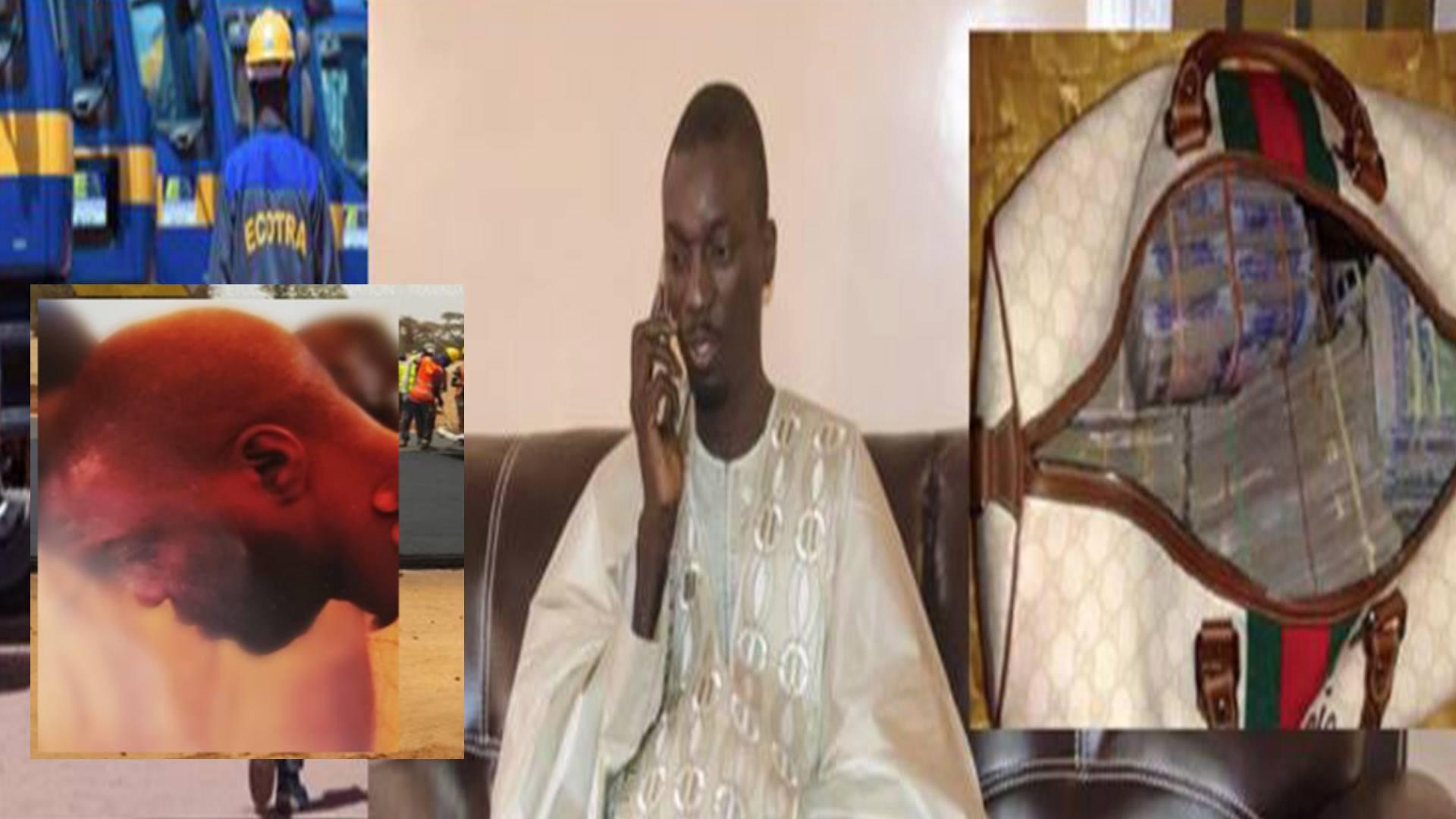 Litige Abdoulaye Sylla Ecotra et Serigne Ahma Mbacké: Entre vengeance et chantage  (Enquête)