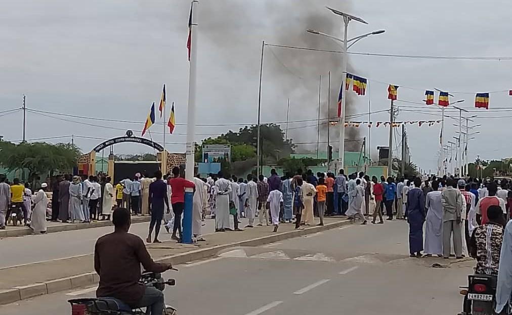 Tchad: L'armée reprend le contrôle de la prison d'Abéché après une mutinerie