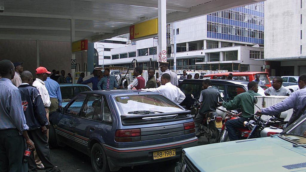 Zimbabwe: Le prix du carburant en hausse de 25%