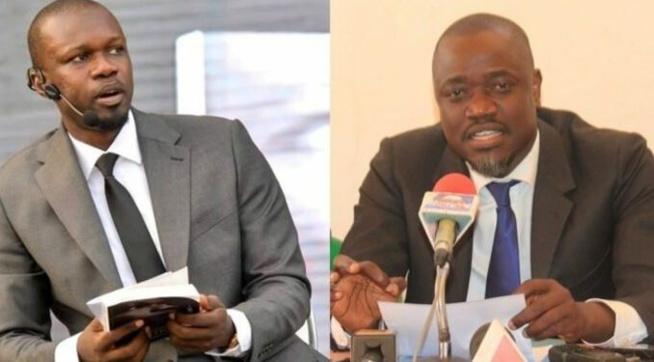 """Mouth Bane: """" Mamour Diallo a rédigé sa plainte contre Sonko"""""""