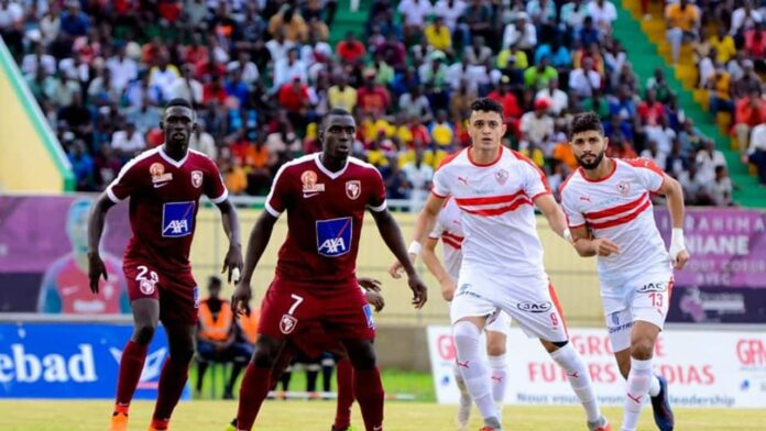 Match Zamalek vs Génération Foot: La CAF rend un verdict surprenant