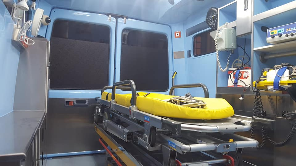 (09 Photos) Magal 2019: Un talibé « médicalise » l'autoroute Ila Touba, un « bus hôpital » à la disposition des pèlerins.